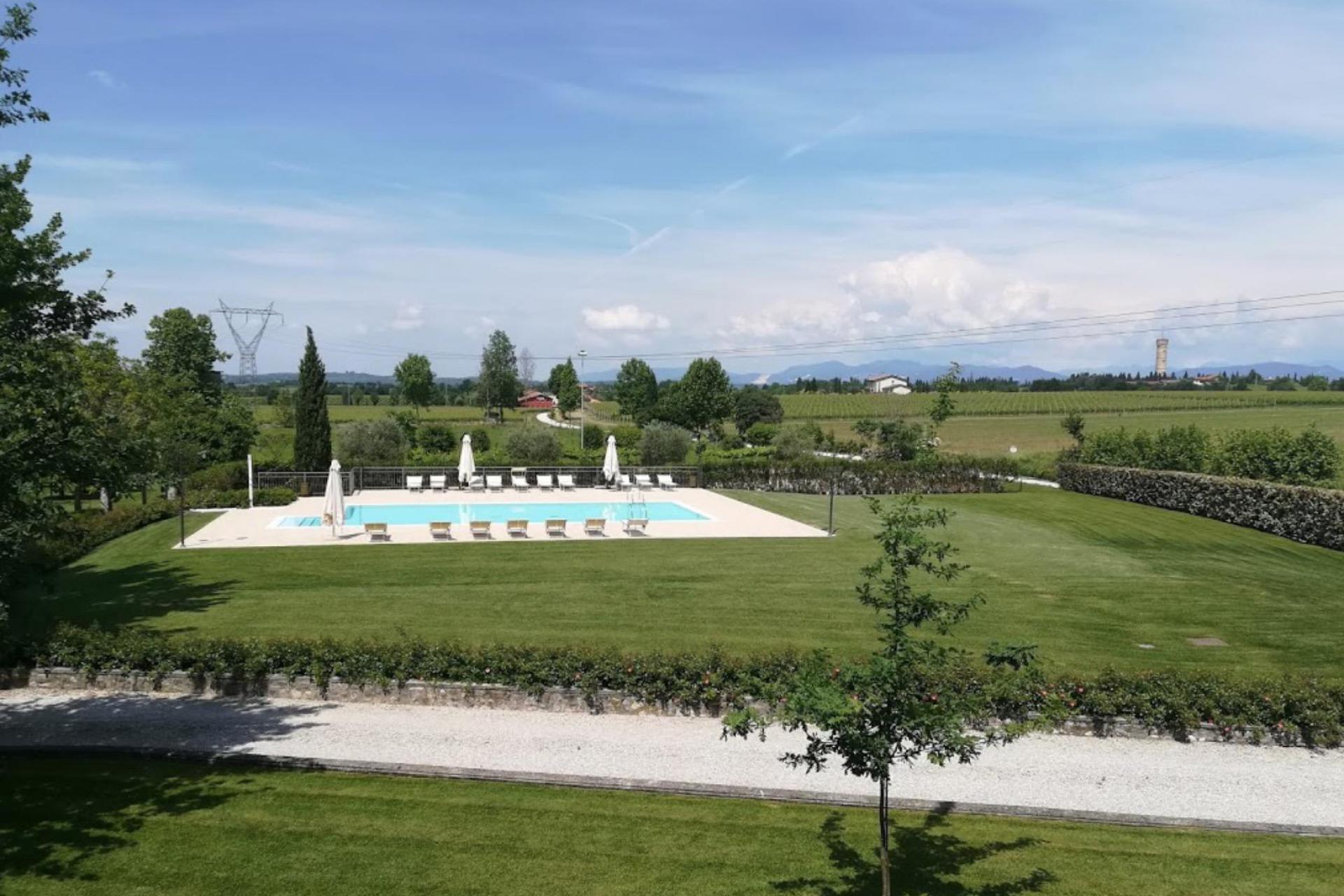 Agriturismo Comer See und Gardasee Agriturismo in der Nähe eines Golfplatzes - Gardasee | myitalyselection.de