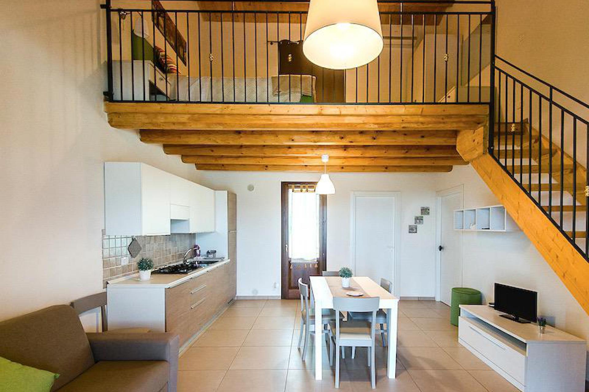 Agriturismo Sizilien Kleiner Agriturismo versteckt zwischen Mandel- und Olivenbäumen