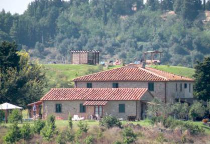 Agriturismo Toskana mit grandiosem Blick