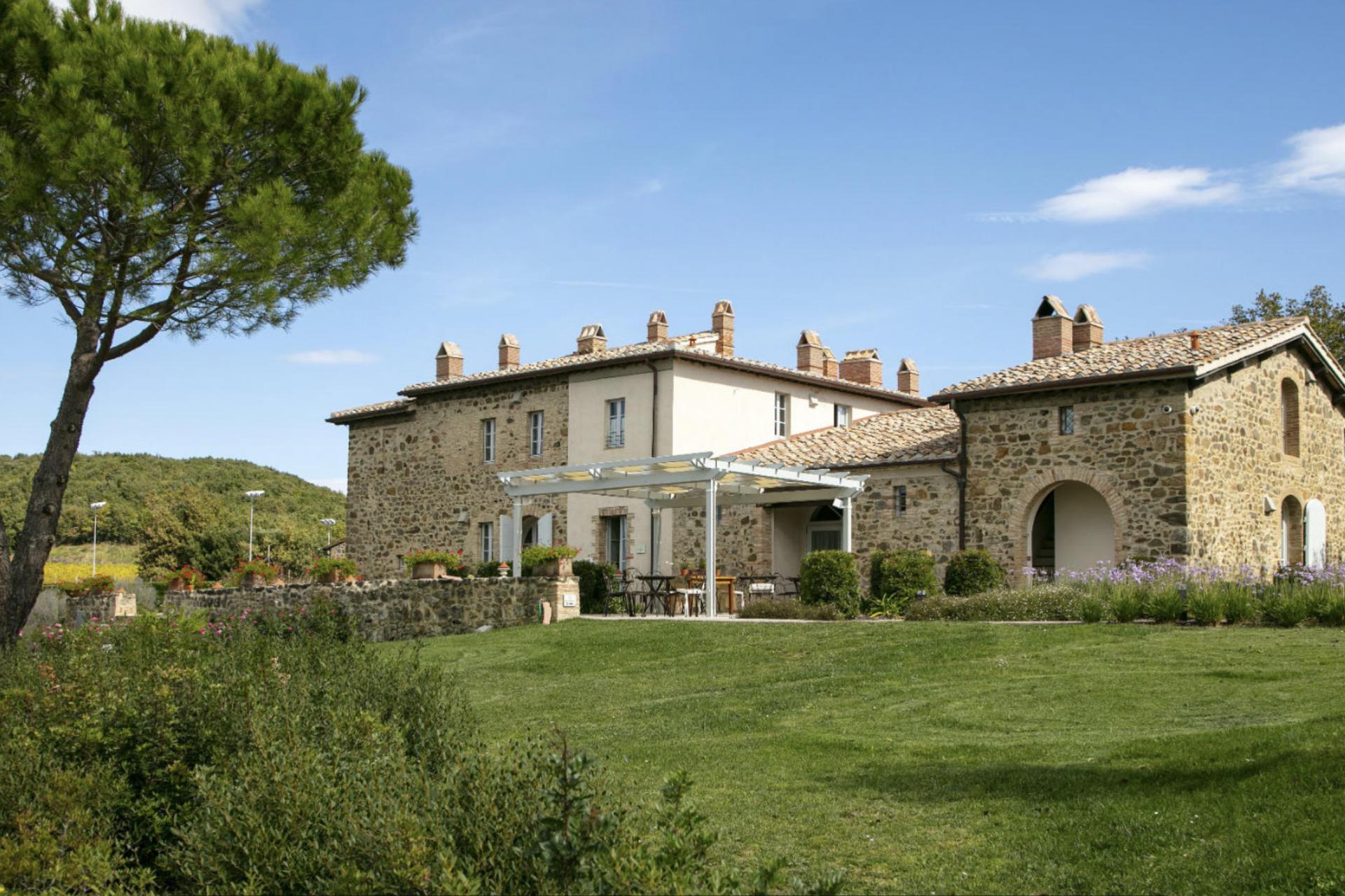Agriturismo Toskana Urlaub in der Nähe von Montalcino | myitalyselection.de