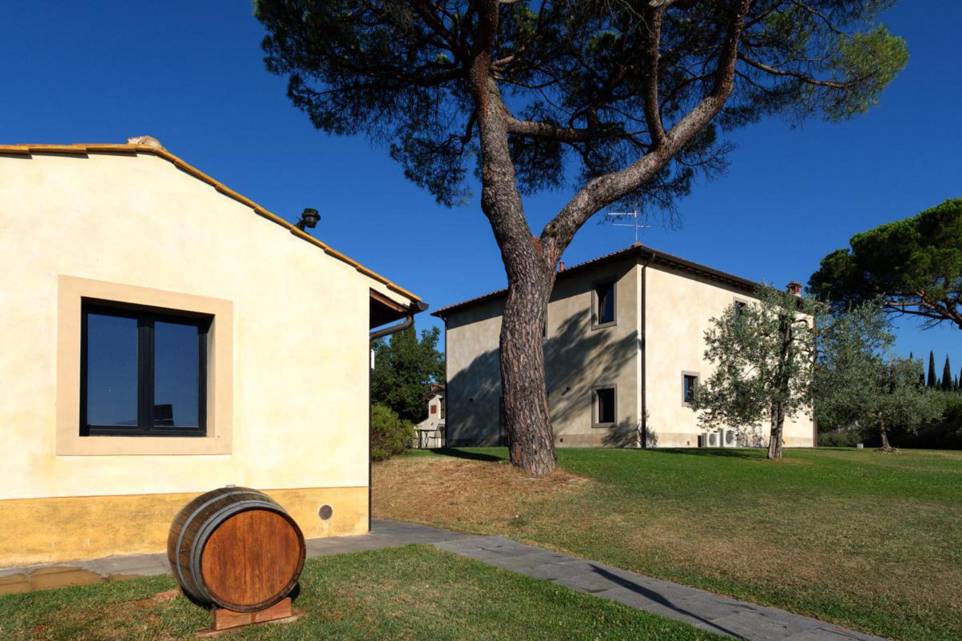 Agriturismo Toskana Agriturismo und Weingut Toskana, im Chianti-Gebiet