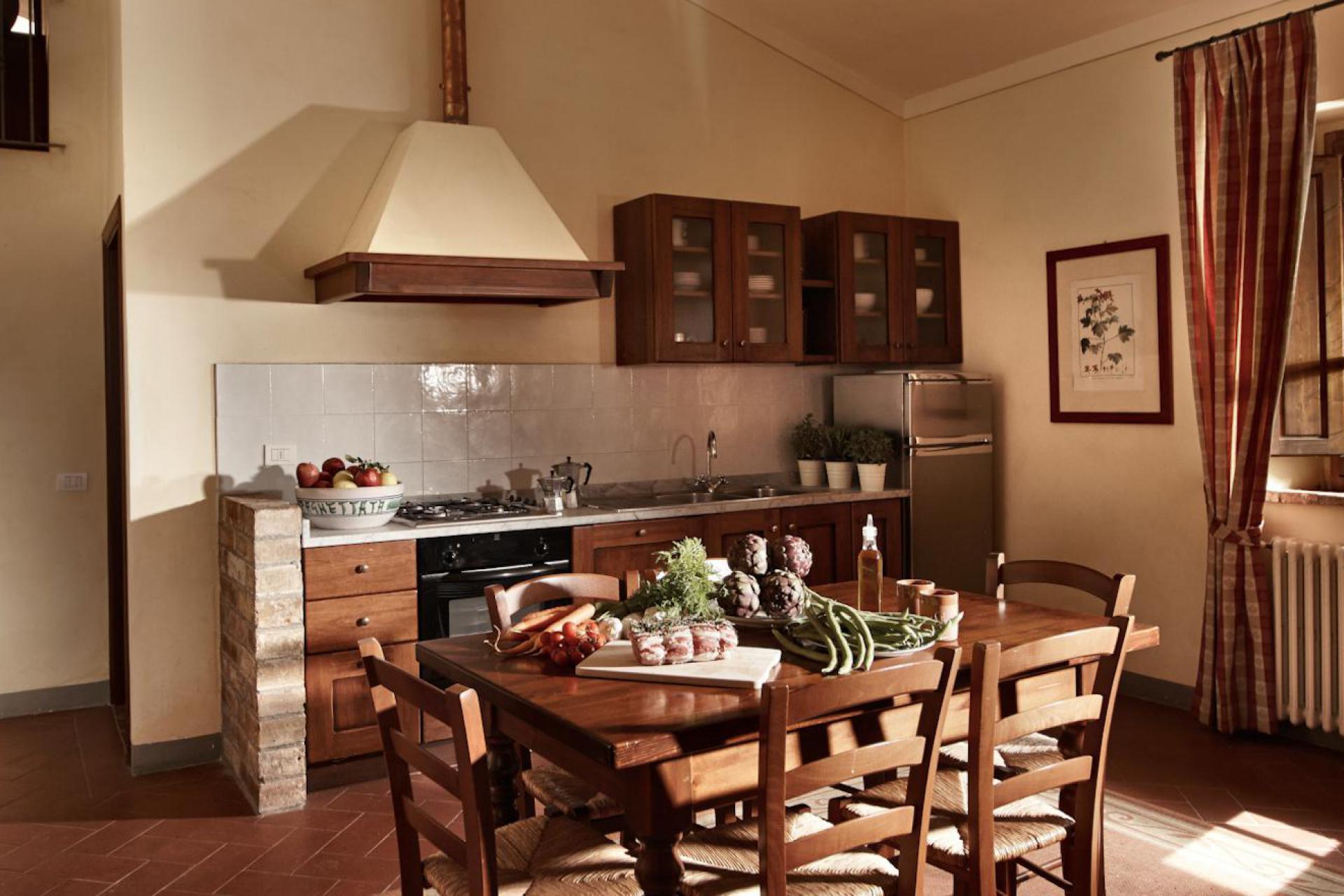 Agriturismo Toskana Agriturismo, Toskana mit Restaurant und bei Pienza gelegen